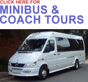Mini Bus and U.K Coach Hire