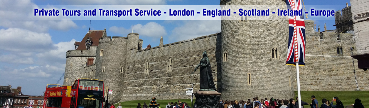 Customised Tours and Travel throughout England, Scotland, Ireland and Europe